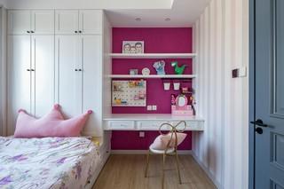 现代北欧风儿童房装修效果图