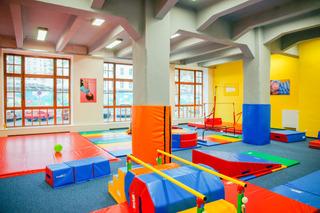 多彩儿童运动馆装修效果图