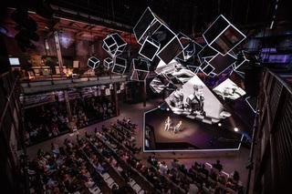 创意舞台设计效果图