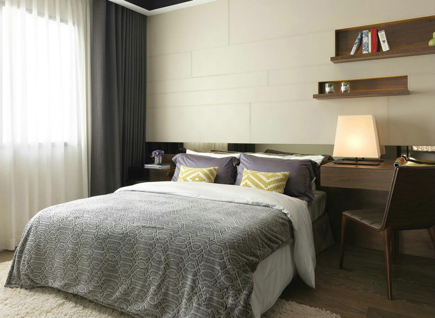 150平现代风格卧室装修设计图
