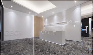 办公室形象墙装修效果图