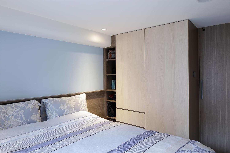 小户型北欧风卧室装修设计图