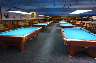 桌球馆装修效果图片