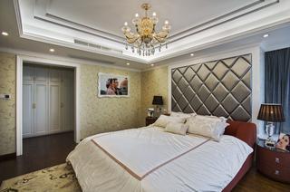大户型新古典风格卧室装修设计图