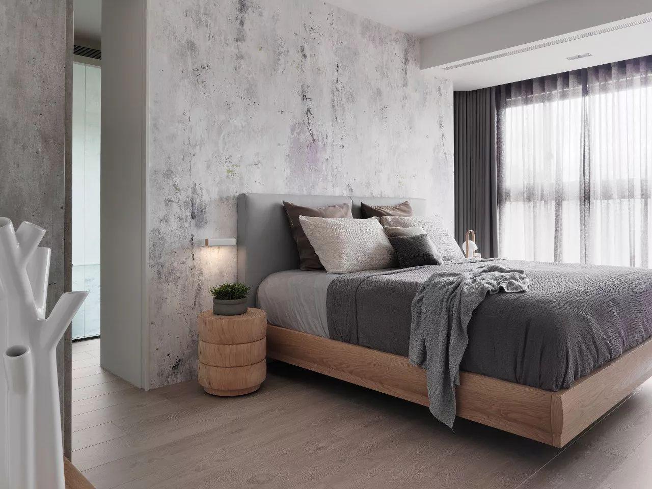 150平台式风格卧室装修效果图