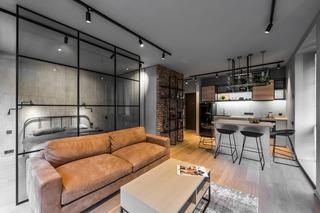 工业风格公寓客厅每日首存送20
