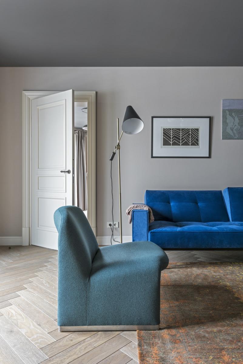 现代风格公寓装修沙发设计效果图