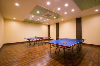 乒乓球馆装修设计图片