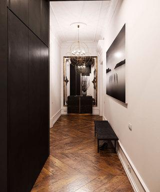 大户型法式公寓玄关装修效果图