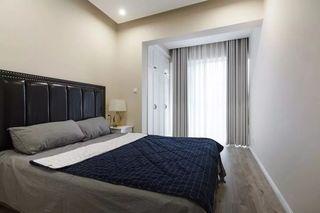 120平美式三居卧室装修搭配图