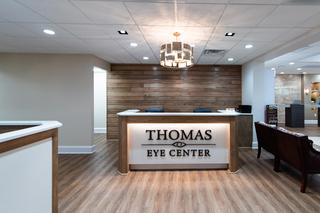 眼科中心装修设计效果图