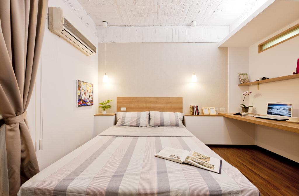 东南亚建筑风格_10平米超小户型卧室效果图_齐家网装修效果图
