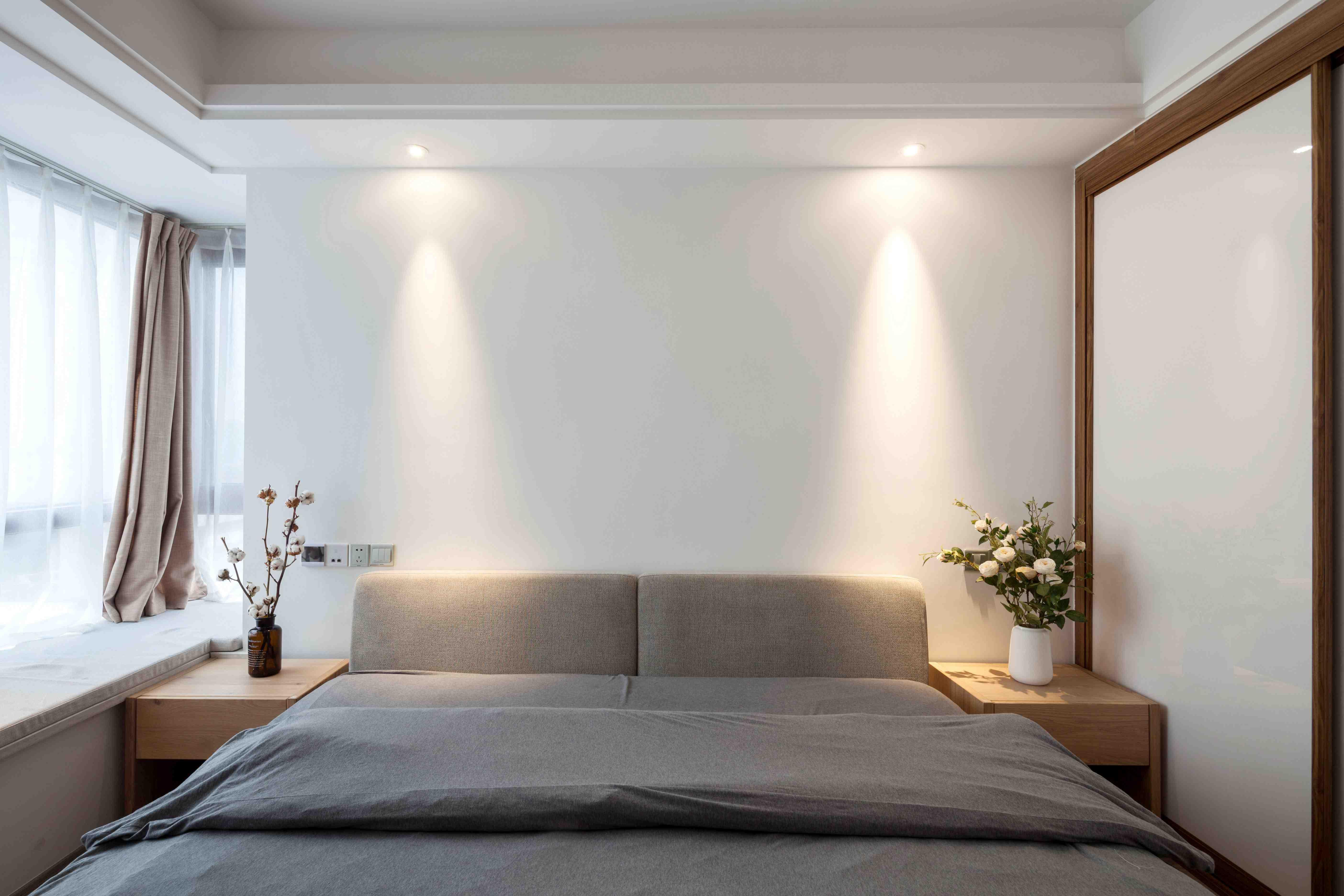 北欧风卧室装修效果图