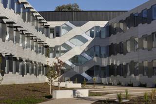 生物科研楼设计效果图