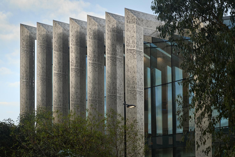 大学科研楼设计图