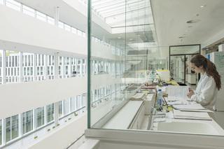 大学综合科研楼设计效果图