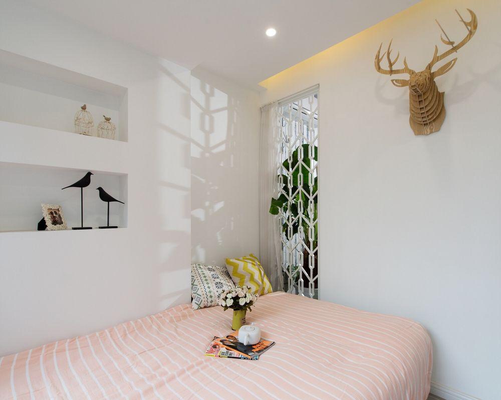 小户型二居卧室装修设计图