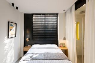 简约风格公寓卧室装修效果图