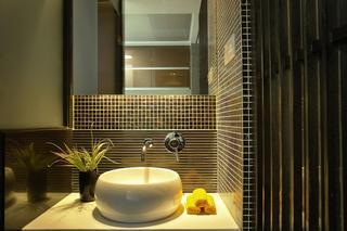 160平现代风格洗手台装修效果图