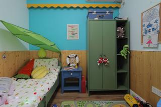 田园风格三居室儿童房国国内清清草原免费视频