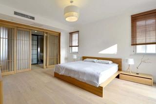 230㎡日式风格卧室装修效果图