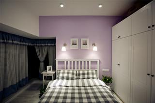 北欧风二居卧室每日首存送20