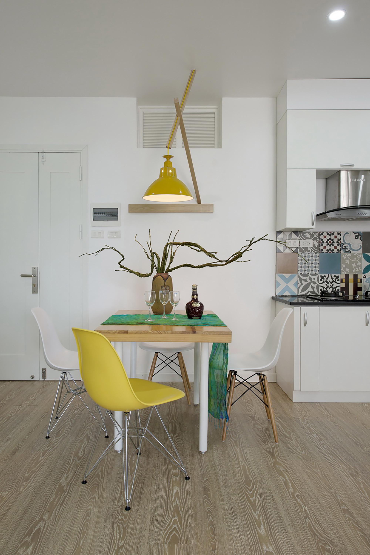 简约风格公寓餐厅装修效果图
