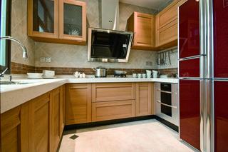 混搭风格二居室厨房每日首存送20