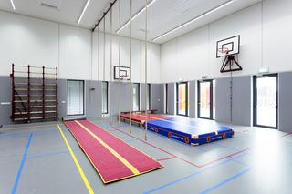 体育健身馆装修效果图