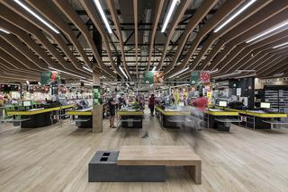超市大卖场设计效果图
