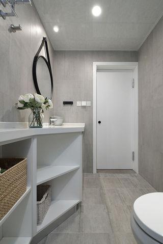 北欧风格两居室卫生间装修效果图