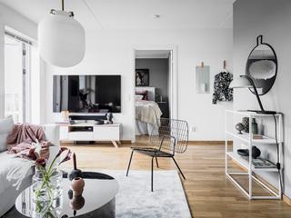 45平米小户型公寓装修效果图