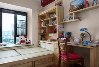 美式风格四居室榻榻米装修效果图