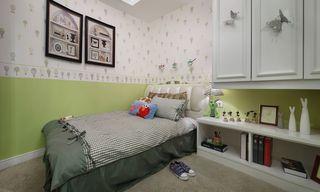 130平欧式风格儿童房装修效果图