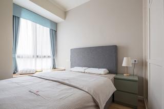 清新北欧风格卧室每日首存送20