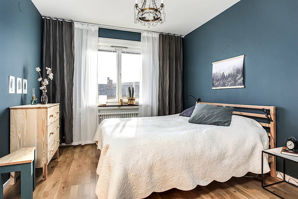 小户型公寓卧室装修效果图