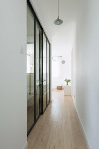 小户型二居室过道装修效果图