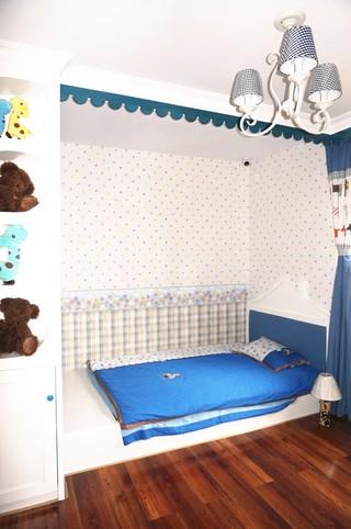 120平米地中海风格儿童房装修效果图
