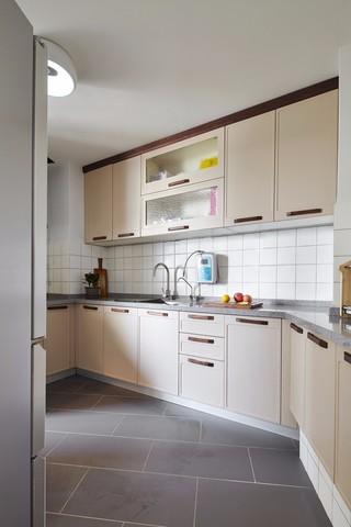 90㎡简约北欧二居厨房装修效果图
