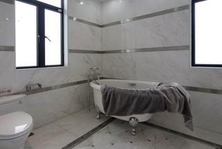 簡歐風格四居室衛生間裝修效果圖