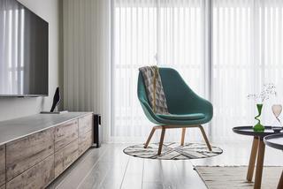 大户型北欧风格装修窗帘设计效果图