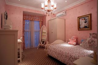 欧式风格别墅儿童房装修效果图