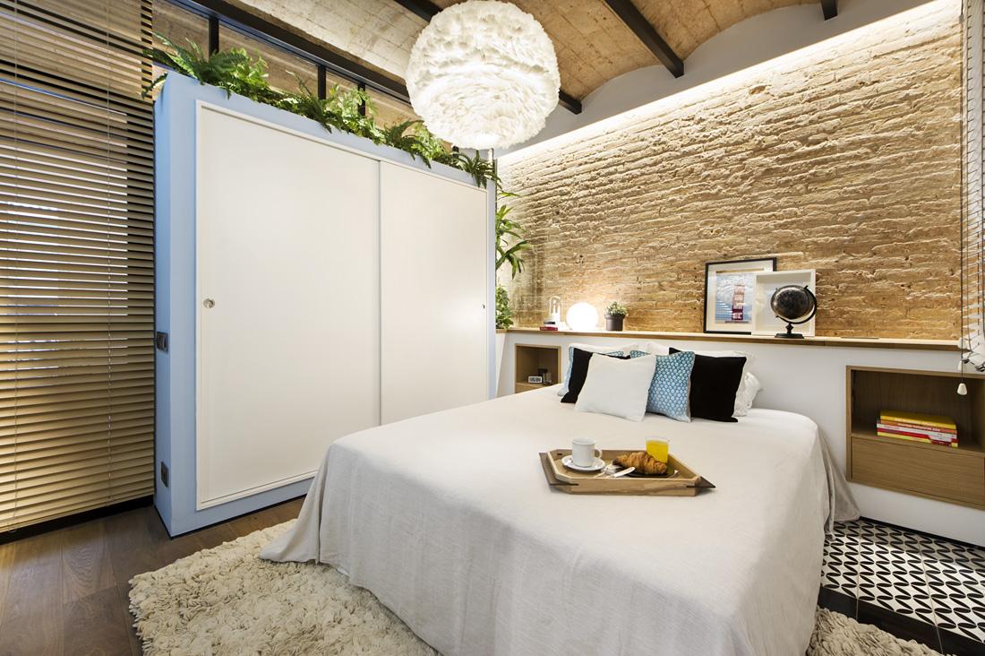 40平米小户型卧室装修效果图