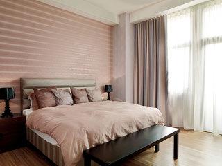 105平米现代风格卧室装修效果图