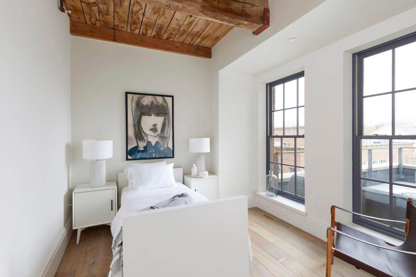 大户型公寓卧室装修效果图