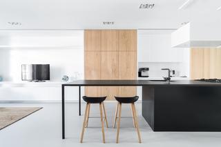 极简风格LOFT公寓厨房装修效果图