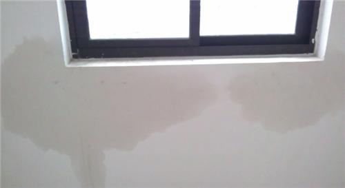 楼房窗台漏水养护治理