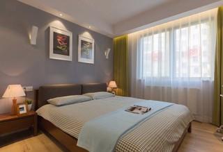 简约现代两居卧室装修效果图