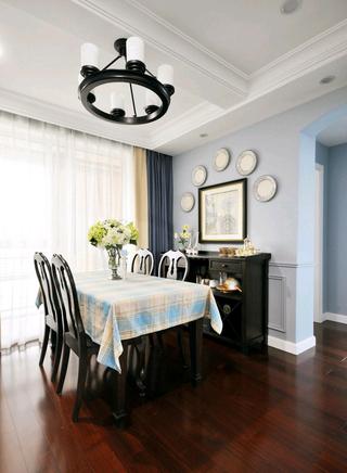 两居室美式风格餐厅每日首存送20