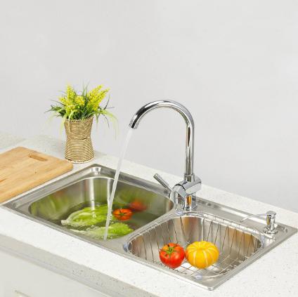 厨房水槽龙头怎么挑选 厨房水槽龙头什么品牌好